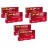 Bio Sante Senior Cholexcess Levure de riz rouge 3 lots de 2 boîtes cure de 6 mois Bio Sante Senior