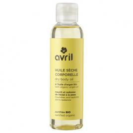 Avril Huile sèche corporelle à l'huile d'Argan 150ml Avril Beauté Soins du corps Bio Onaturel.fr