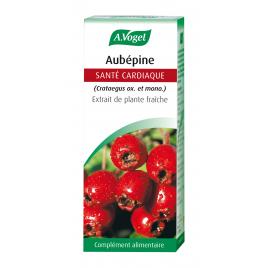 A. Vogel Aubépine Extrait liquide Flacon compte gouttes 50ml A. Vogel Anti-stress/Sommeil Onaturel.fr