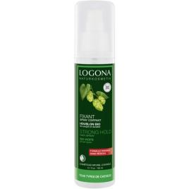Logona Spray coiffant Résine végétale 150ml Logona Soins traitants démêlants Onaturel.fr