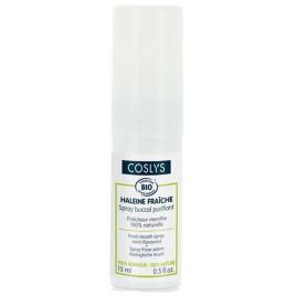 Coslys Spray haleine fraîche à la menthe 15ml Coslys