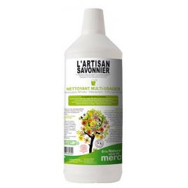 L Artisan Savonnier Entretien Nettoyant multi usages 1L L Artisan Savonnier Entretien