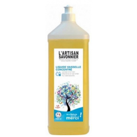 L'Artisan Savonnier Liquide Vaisselle Concentré au Calendula 500 ml Onaturel