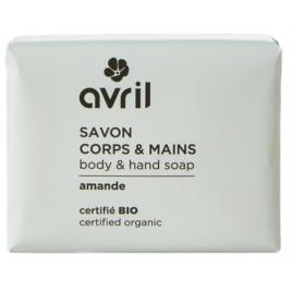 Avril Savon de Provence Amande 100g Onaturel