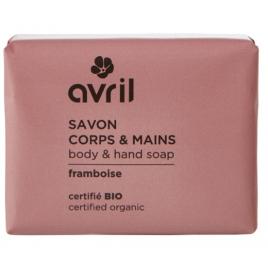 Avril Savon de Provence Framboise 100g Avril Beauté