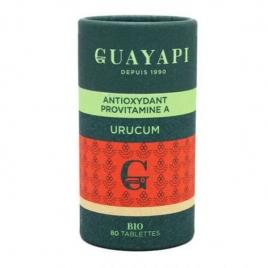 Guayapi Urucum Le soleil de votre peau 80 tablettes 600mg Guayapi