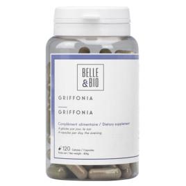 Belle et bio Griffonia simplicifolia naturel 120 gélules Belle et Bio