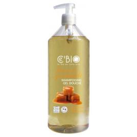 C'bio Shampooing douche douceur gourmande 1L Onaturel