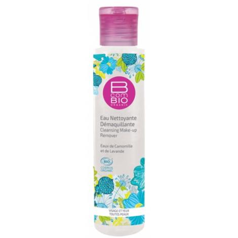Bcombio Pureté florale eau nettoyante démaquillante 100ml Onaturel