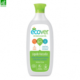 Liquide vaisselle au citron et à l'aloë vera 500ml Ecover