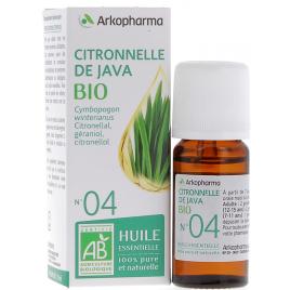 Arkopharma Huile Essentielle de Citronnelle bio Onaturel