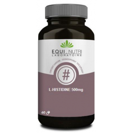 Equi - Nutri L Histidine 500mg 60 gélules végétales Onaturel