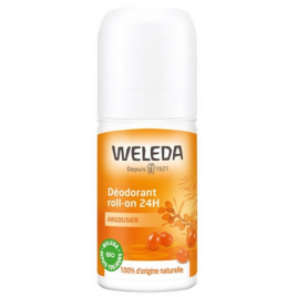 Weleda Déodorant roll on 24h Argousier 50ml Weleda