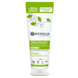 Centifolia Crème hydratante pour toute la famille au Ginkgo Biloba 100ml Centifolia