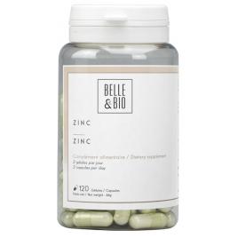 Belle et Bio Pidolate de Zinc 120 gélules Belle et Bio