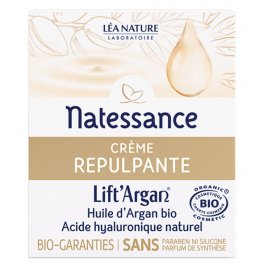 Natessance Crème Repulpante Anti rides Lift'Argan 50 ml Natessance
