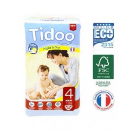 Tidoo 50 Couches MAXI (T4) 7/18kg Tidoo
