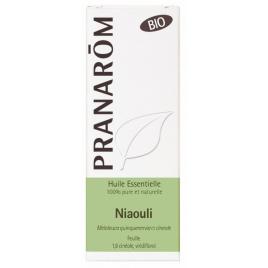 Pranarôm Huile essentielle de Niaouli Bio Flacon compte gouttes 10ml  Onaturel