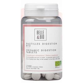 Belle et Bio 100 Pastilles Digestion aux Huiles essentielles Onaturel