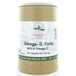 Herboristerie de Paris Omega 3 forte 65% 120 capsules de 705 mg Herboristerie De Paris