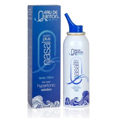 Quinton Spray nasal Hypertonic Action Plus 100ml Quinton