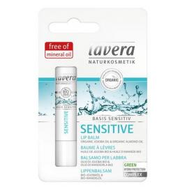 Lavera Baume à lèvres Jojoba Amande douce Basis Sensitiv 4.5 gr Lavera
