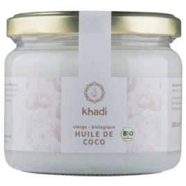 Khadi Huile de Coco Extra Vierge 250gr Onaturel