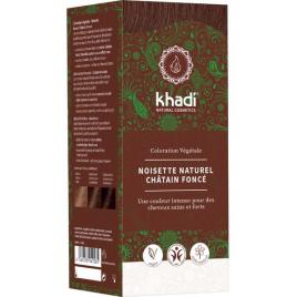 Khadi Teinture aux Plantes Noisette Naturel 100g Khadi