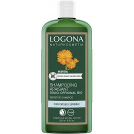 Logona Shampooing Apaisant à l'acacia bio 250ml Logona