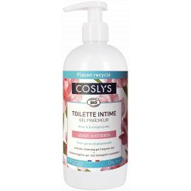 Coslys Gel de toilette intime Eau florale de Rose 500ml Onaturel