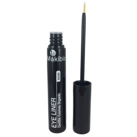 Makibio - Eye liner noir - 6 ml Makibio maquillage bio Onaturel