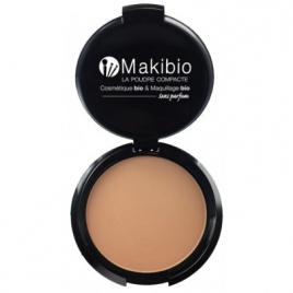 Makibio - Poudre Compacte Dorée 9gr maquillage bio Onaturel