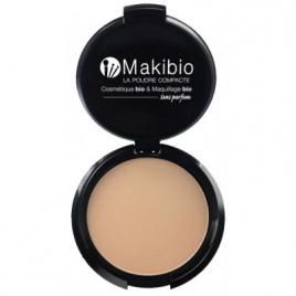 Makibio - Poudre Compacte Nude Naturel Onaturel