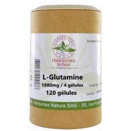 Herboristerie de Paris L Glutamine 120 Gélules Herboristerie De Paris