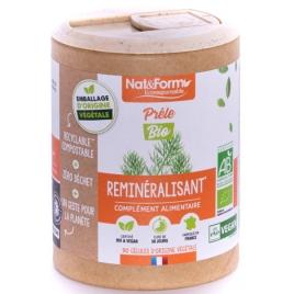 Nat et Form Prêle Bio 90 gélules Nat et Form