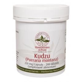 Herboristerie de Paris Kudzu Pueraria lobata montana 200 Gélules Herboristerie De Paris