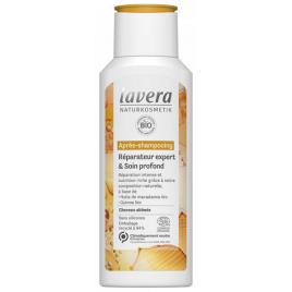 Lavera Après Shampoing Réparateur Expert et Soin profond 200 ml Lavera