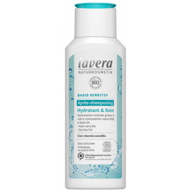 Lavera Après Shampooing Basis Sensitiv Hydratant 200ml Lavera