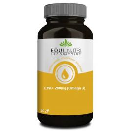 Equi Nutri Omega 3 EPA plus - 30 capsules marines Equi - Nutri