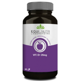 Equi - Nutri Vitamine E Naturelle 20mg 90 gélules végétales Equi - Nutri