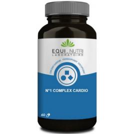 Equi - Nutri No 1 Complex Cardio 60 gélules végétales Onaturel