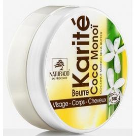 Naturado Beurre de Karité coco monoï 150ml Naturado