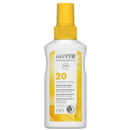 Lavera Spray solaire sensitive SPF 20 100 ml Lavera