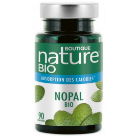 Boutique Nature - Nopal 500 Bio - 90 Comprimés Onaturel