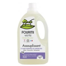 La Fourmi Verte Assouplissant parfum Lavande 1,5 litre Onaturel