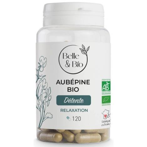Belle et bio Aubépine bio 120 gélules Onaturel