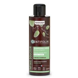 Centifolia Shampoing doux cheveux normaux 200ml Centifolia