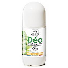 Naturado Déodorant longue durée Aloe vera Kaolin 50ml Naturado