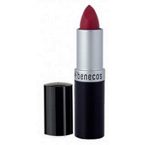 Benecos Rouge à lèvres Rouge mat Wow 4.5 gr Benecos