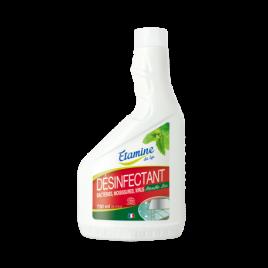Etamine du Lys Désinfectant écologique purifiant fongicide et virucide menthe bio 750ml Etamine du Lys